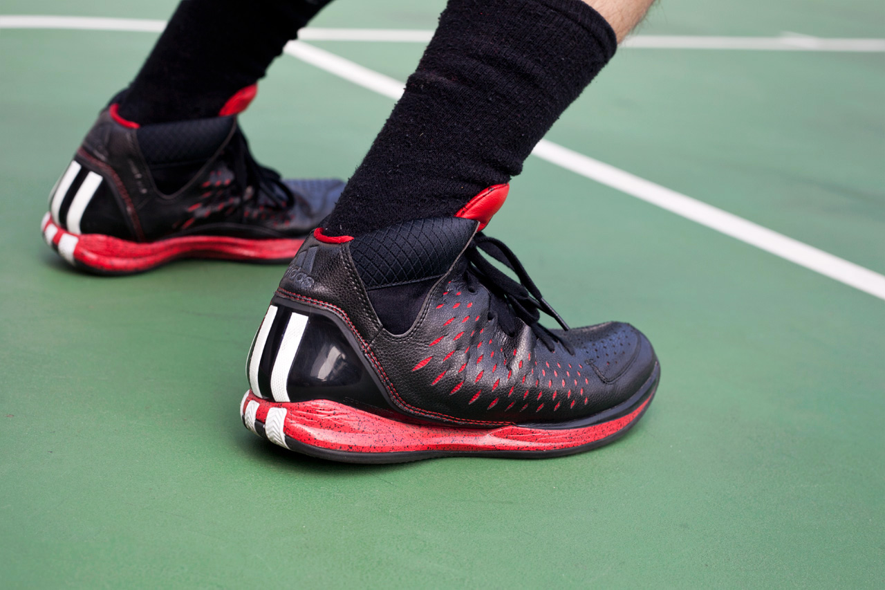 Image of The Review: adidas D Rose 3