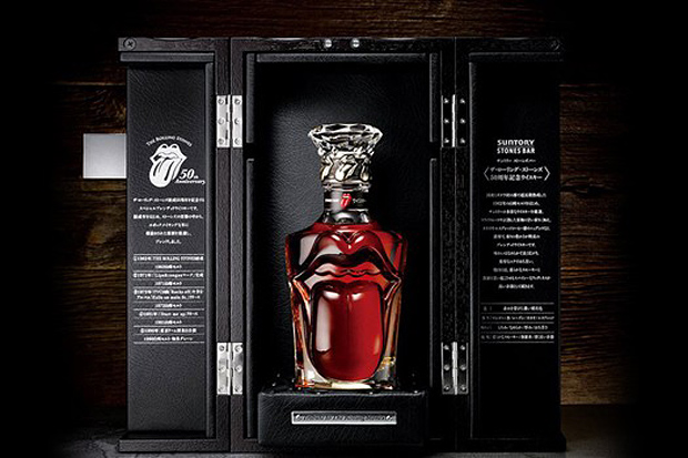Image of The Rolling Stones x Suntory 50th Anniversary Whisky