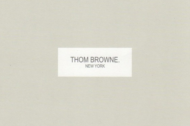 Image of Thom Browne to Open Tokyo Flagship Store