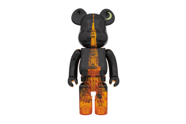 Image of Tokyo Tower x Medicom Toy Bearbrick 400% 55th Anniversary