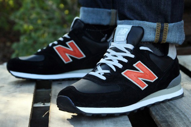 "Image of UBIQ x New Balance 574 ""Made in USA"""