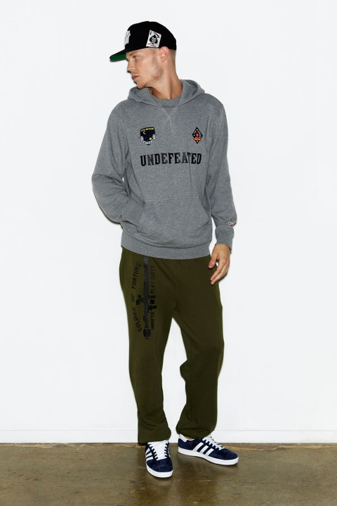 "Image of Undefeated 2012 Holiday ""Soldier of Fortune"" Lookbook"