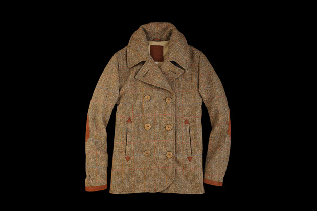 Image of UNIONMADE x Golden Bear Double Breasted Pea Coat