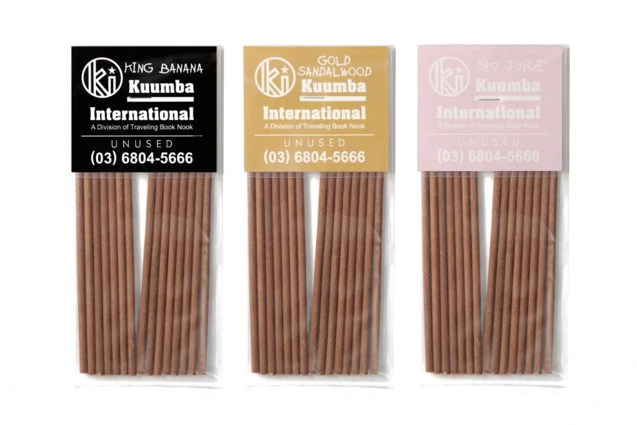 Image of UNUSED x Kuumba International Incense
