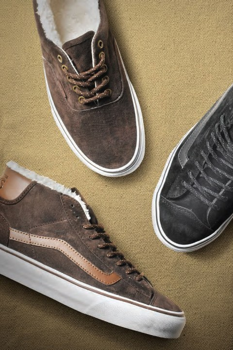 Image of Vans 2012 Holiday Cold Weather Classics Pack