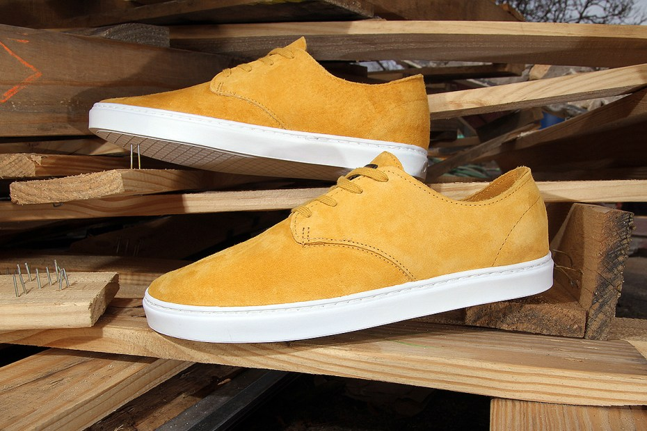 Image of Vans 2012 OTW Ludlow Decon Mineral/White