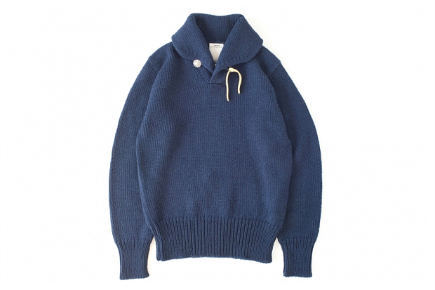 Image of visvim 2012 Fall/Winter STURGIS PULLOVER