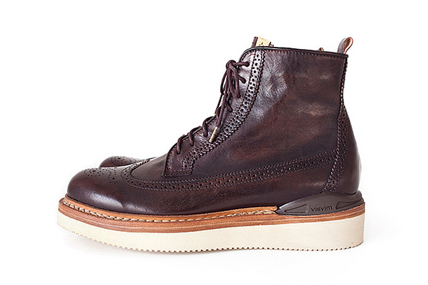 Image of visvim PATRICIAN WT HI-FOLK *F.I.L. EXCLUSIVE