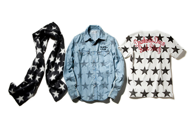 Image of WACKO MARIA 2012 Fall/Winter Capsule Collection for Isetan Shinjuku