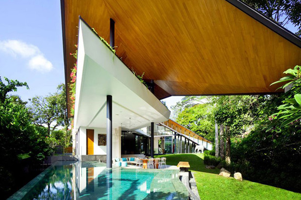 Image of Winged House by K2LD Architects