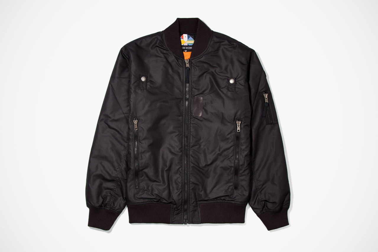 Image of Wood Wood 2012 Fall/Winter Park Avenue Jacket