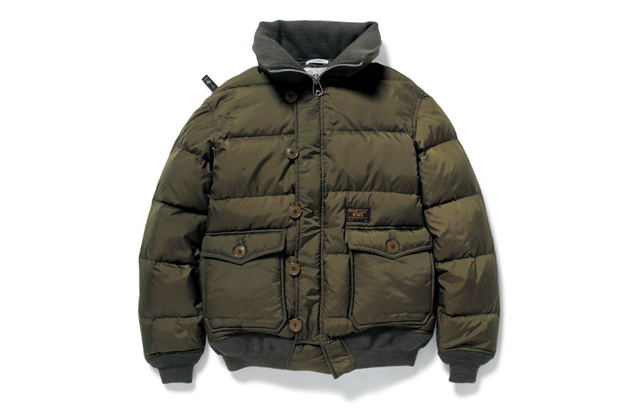Image of WTAPS 2012 Fall/Winter GULF JACKET