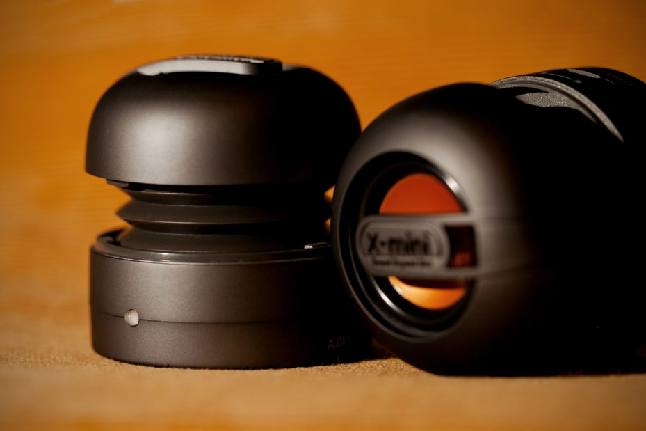 Image of X-mini Revamps Its MAX Speakers with Ceramic Drivers