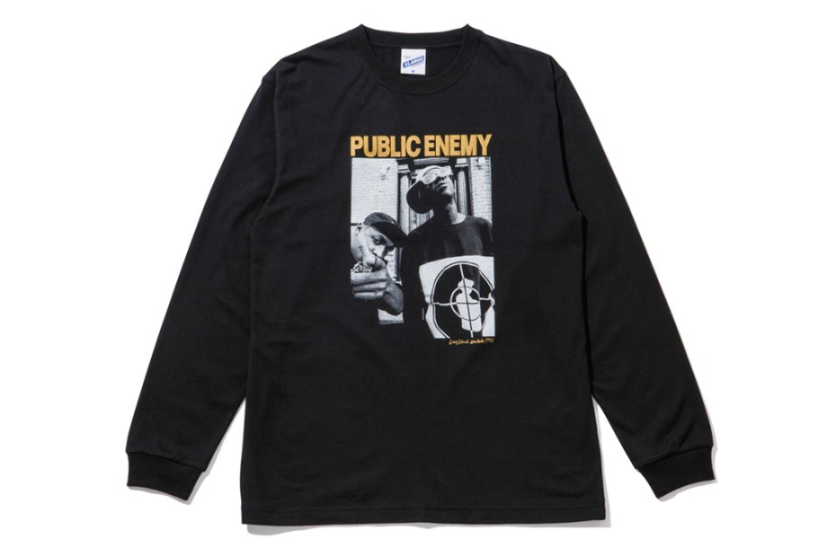 "Image of XLARGE x Lawrence Watson ""Run–DMC, Public Enemy and LL Cool J"" Collection"