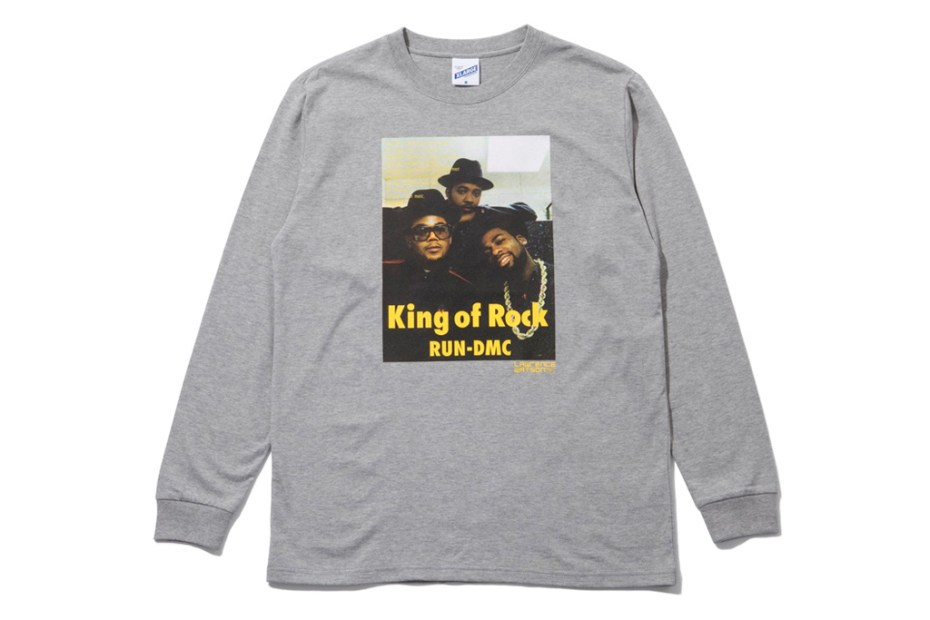 Image of XLARGE x Lawrence Watson &quot;RunDMC, Public Enemy and LL Cool J&quot; Collection 