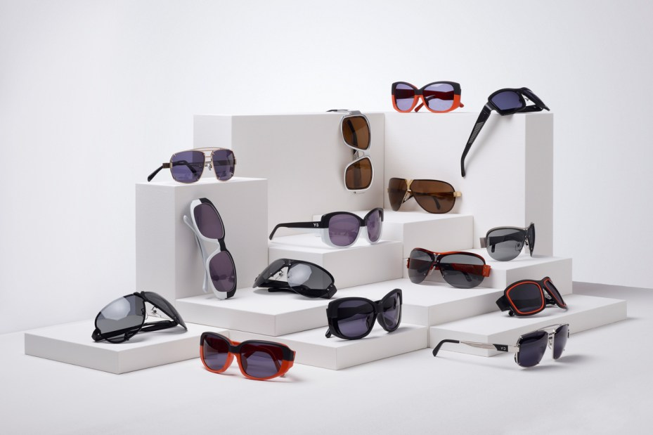 Image of Y-3 x Linda Farrow 2013 Spring/Summer Eyewear Collection