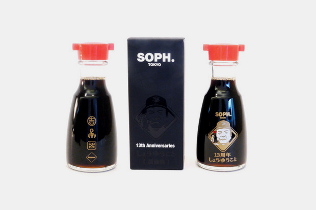Image of Yoshimoto x SOPH.TOKYO 13th Anniversary Soy Sauce