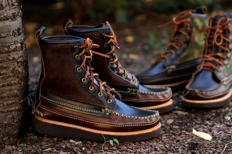 Image of Yuketen 2012 Fall Maine Guide Boots