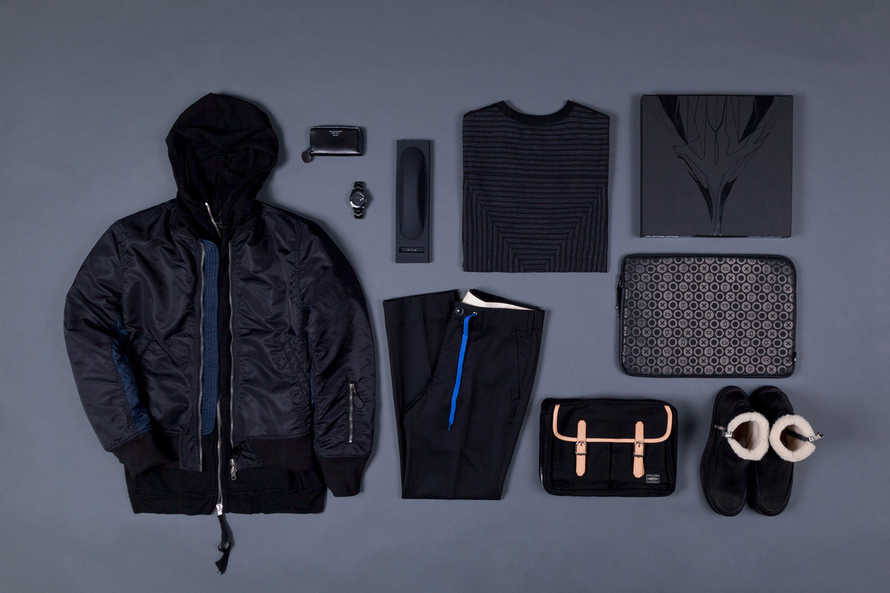 Image of 12 Days of Essentials - Day 3: All-Black-Everything