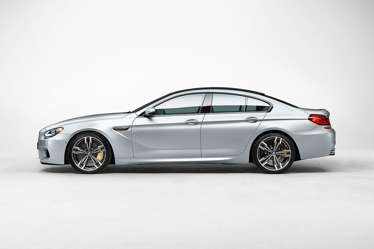 Image of 2014 BMW M6 Gran Coupe