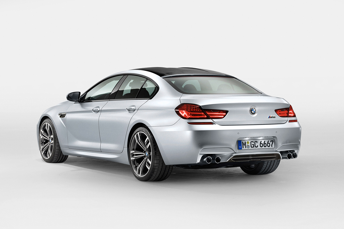 Renewed BMW M6