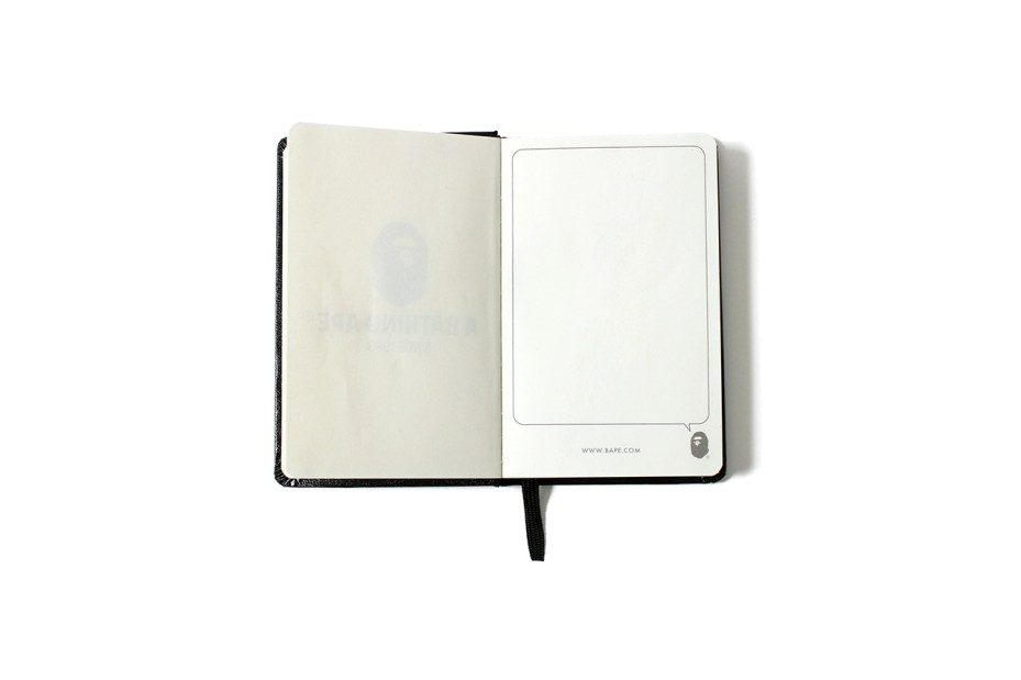 Image of A Bathing Ape 2013 Novelty Pocket Notebook