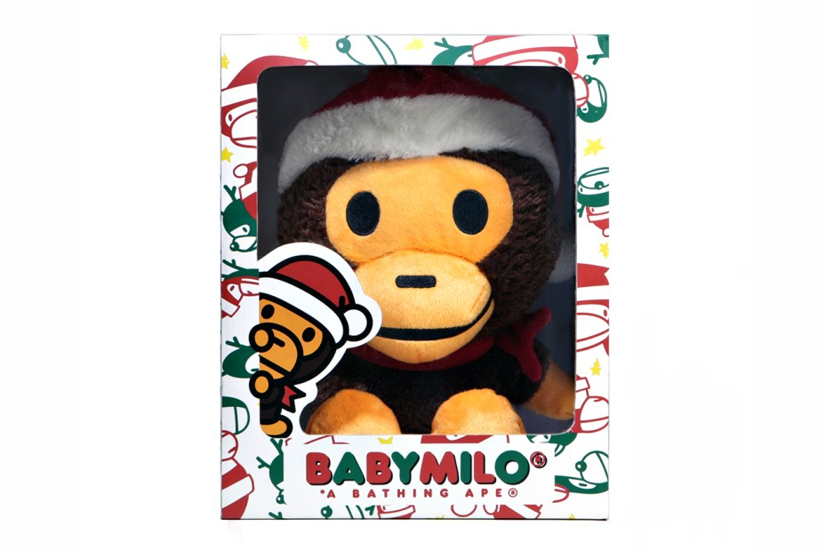 "Image of A Bathing Ape 2012 ""Christmas"" BABY MILO"