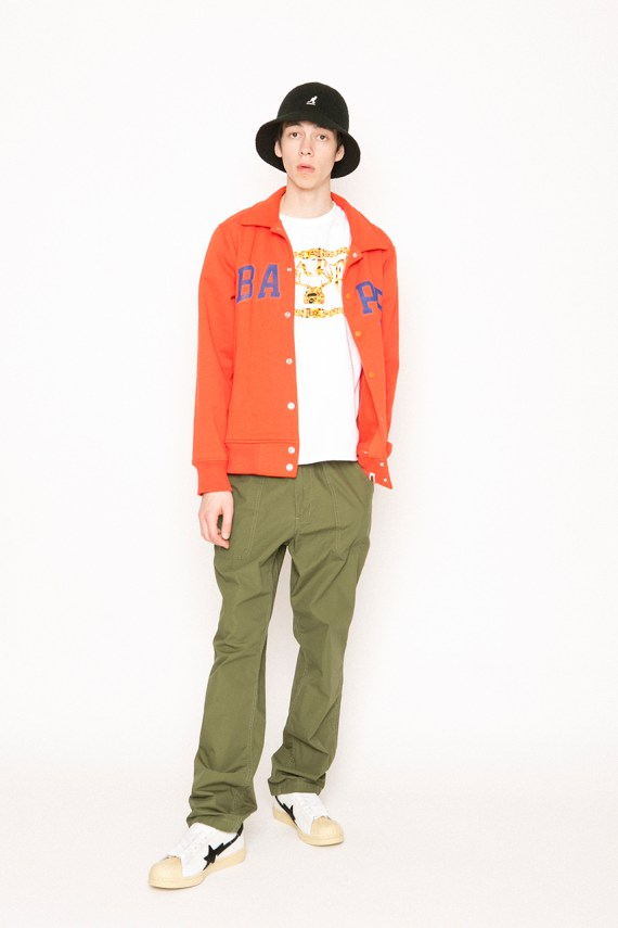 Image of A Bathing Ape 2013 Spring/Summer Lookbook