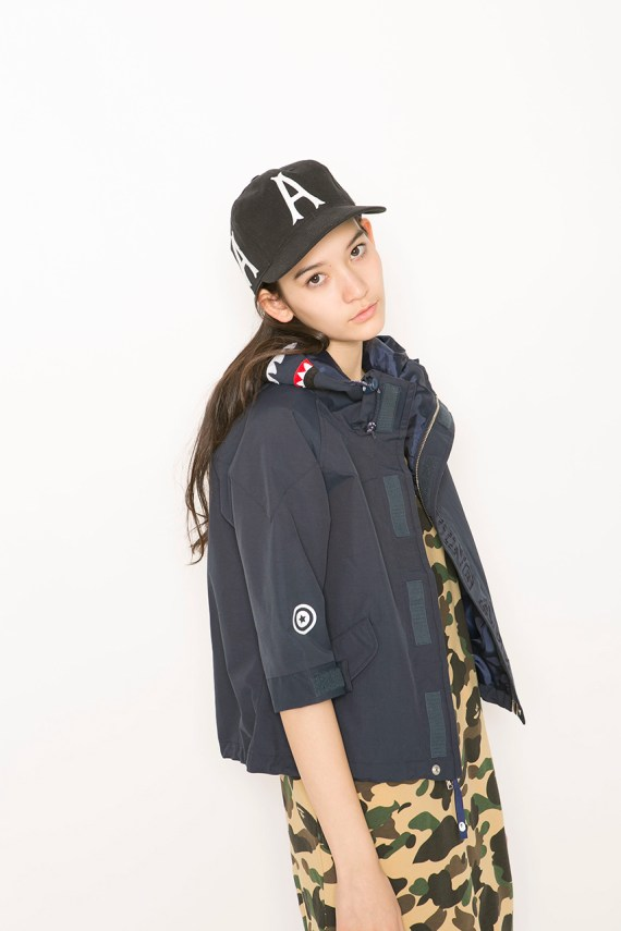 Image of A Bathing Ape Ladies 2013 Spring/Summer Lookbook