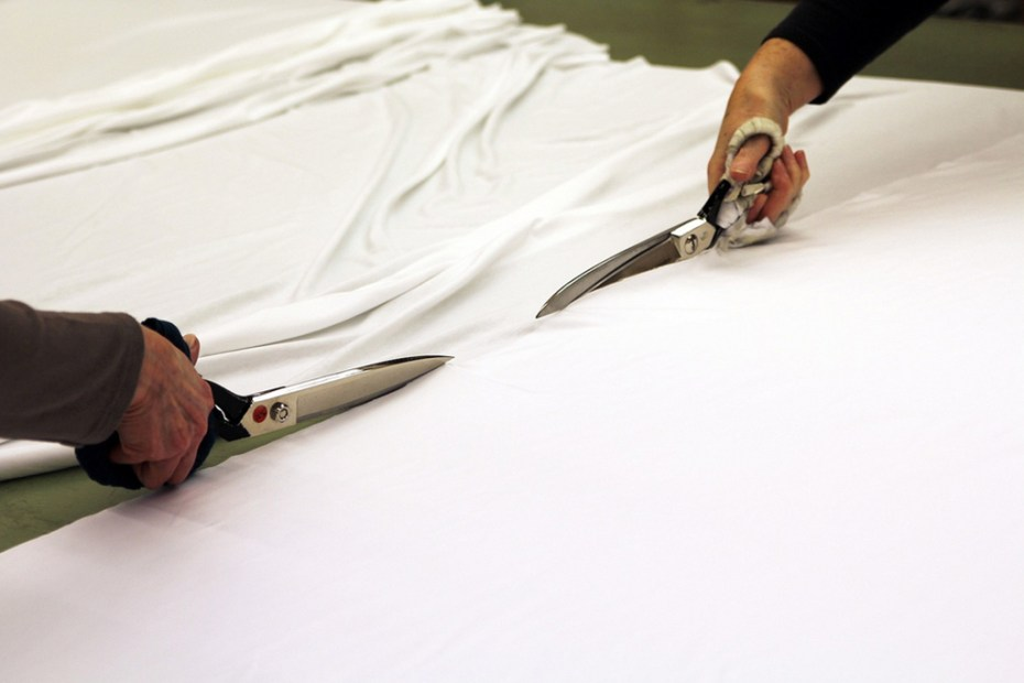 Image of A Look Inside the Production of Sunspel's Sea Island Cotton Collection