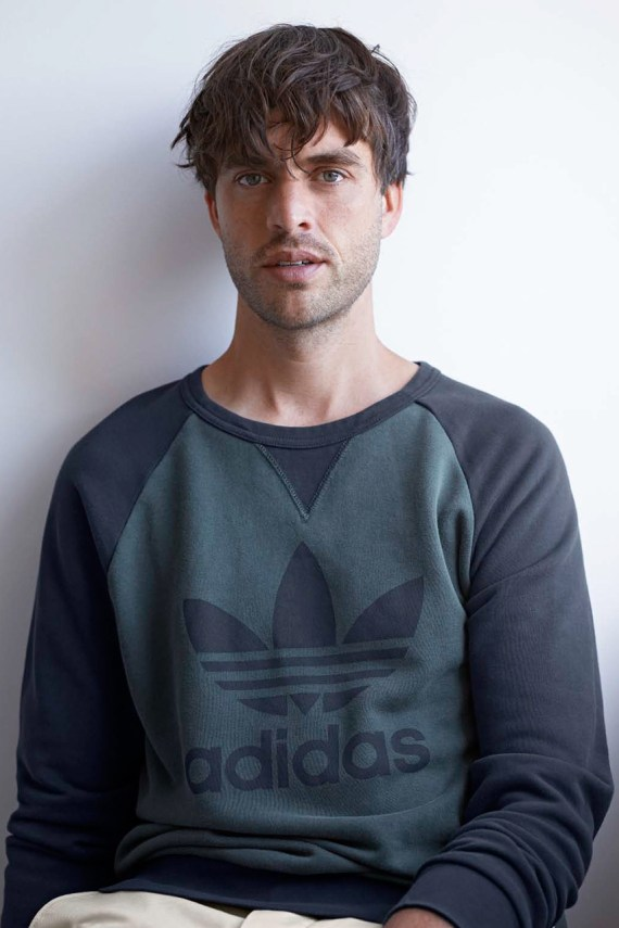 Image of adidas Originals Blue 2013 Spring/Summer Lookbook