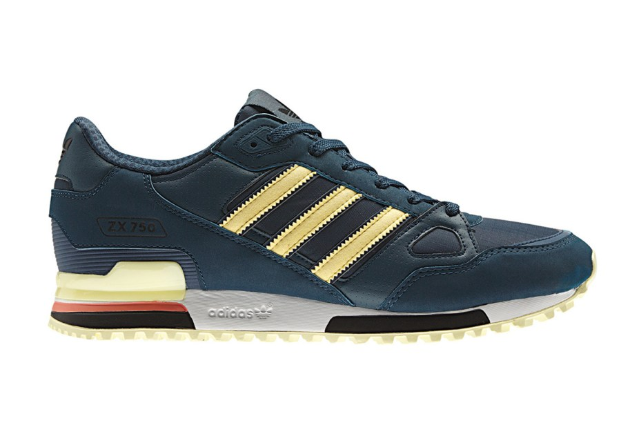 Image of adidas Originals 2013 Spring/Summer ZX 750