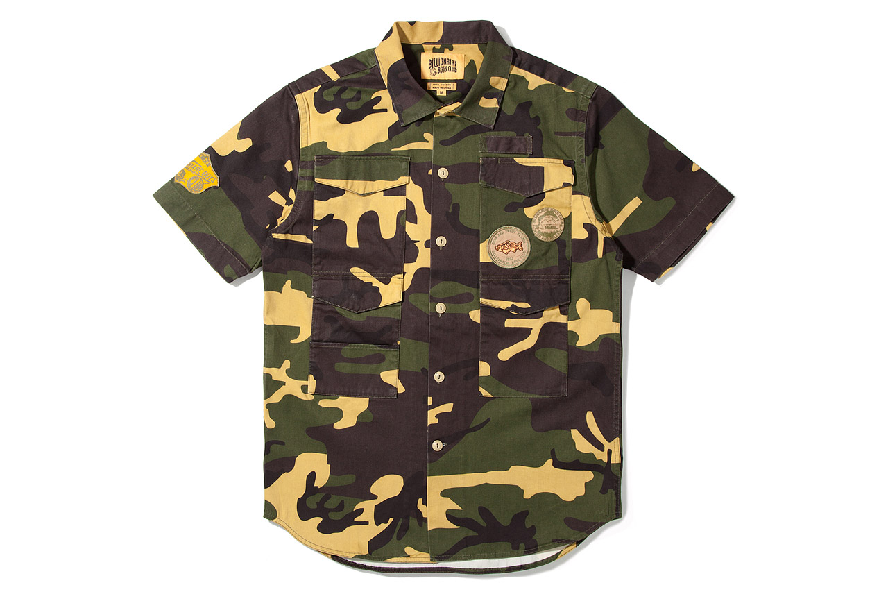 Image of Billionaire Boys Club 2012 Fall/Winter Deep Wood Camo Releases