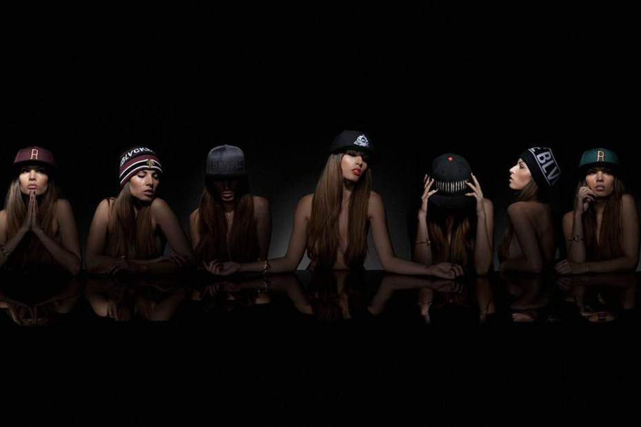 Image of Black Scale 2012 Winter Headwear Lookbook