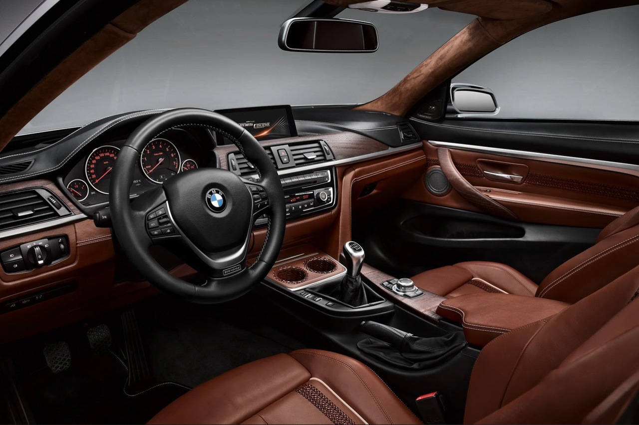 Image of BMW Unveils 4-Series Coupe Concept
