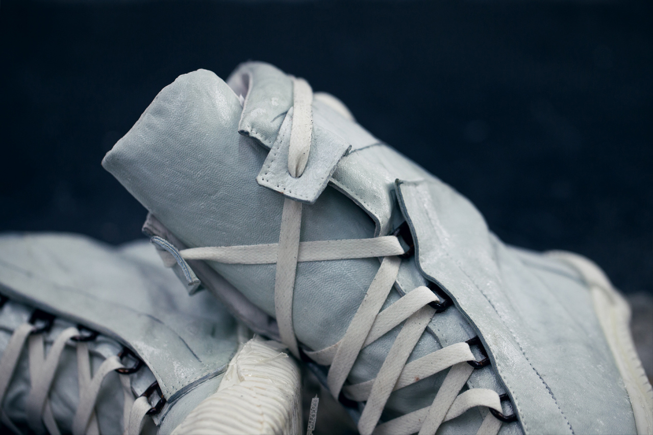 Image of Boris Bidjan Saberi 2012 Fall/Winter BAMBA3-F240 Hi-Top Sneaker