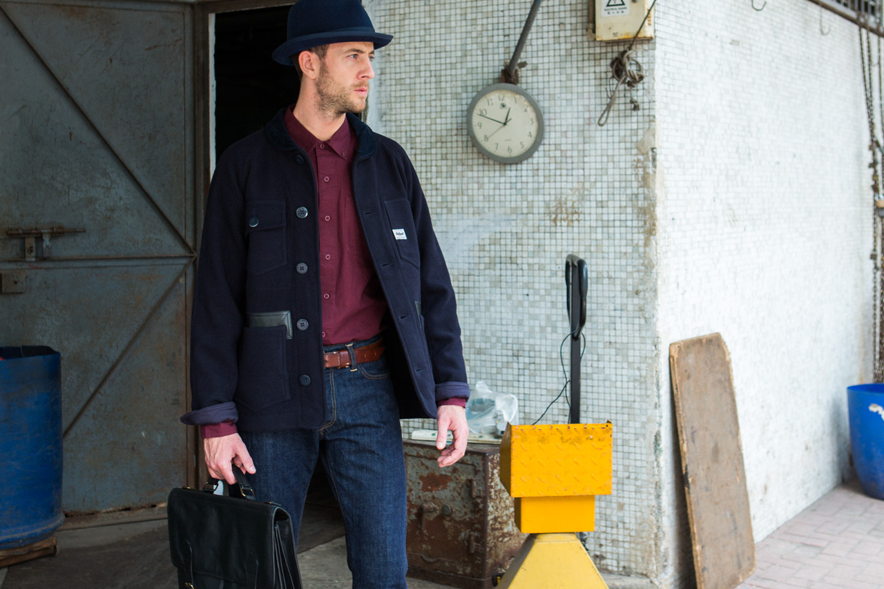 Image of Carhartt WIP Heritage 2012 Fall/Winter Editorial