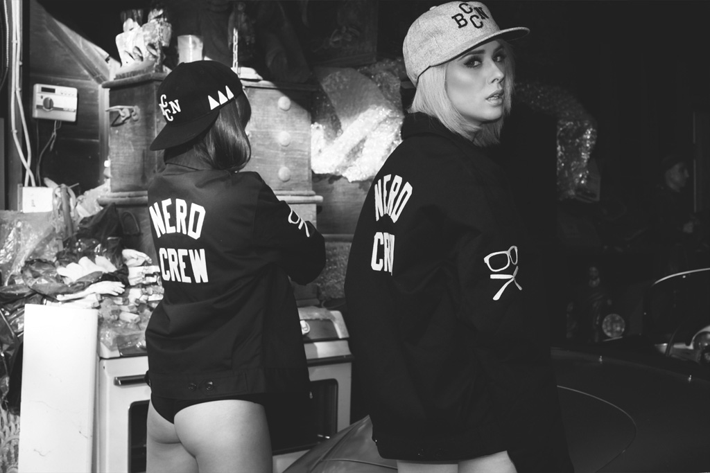 Image of CBNC x Ebbets Field Flannels 2012 Fall/Winter Capsule Collection