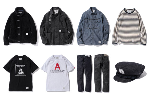 Image of CHALLENGER x NEIGHBORHOOD 2013 Holiday Collection