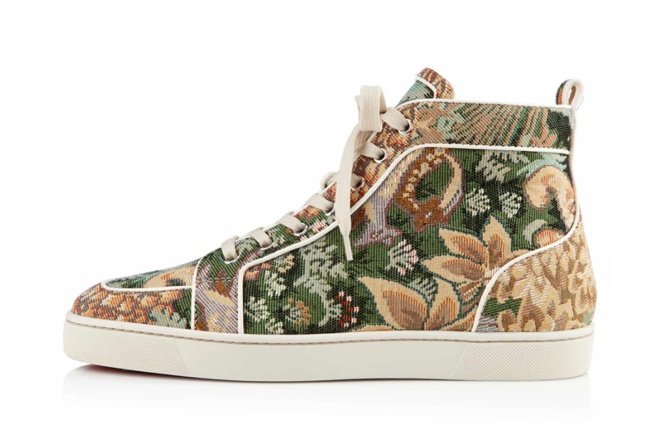 Image of Christian Louboutin 2013 Spring Rantus Orlato Flat Multicolor