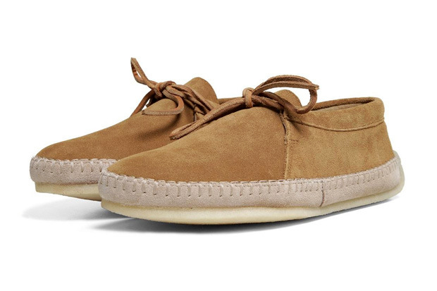 "Image of Clarks Originals Drille Mode ""Cognac"""