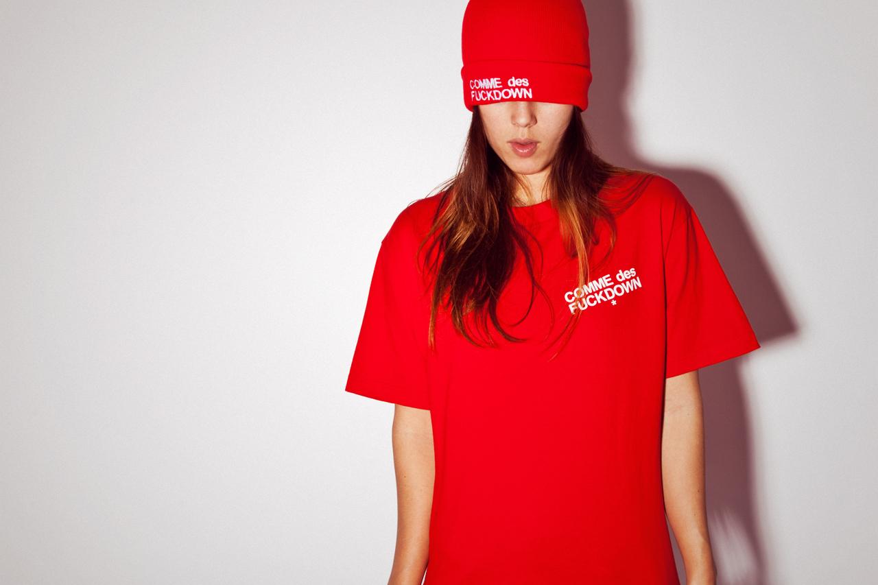 "Image of CLOT x SSUR The Cut 2012 ""COMME des FUCKDOWN*"" Christmas Collection"