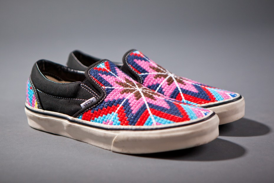 Image of CLOT x Vans 2012 Holiday Collection