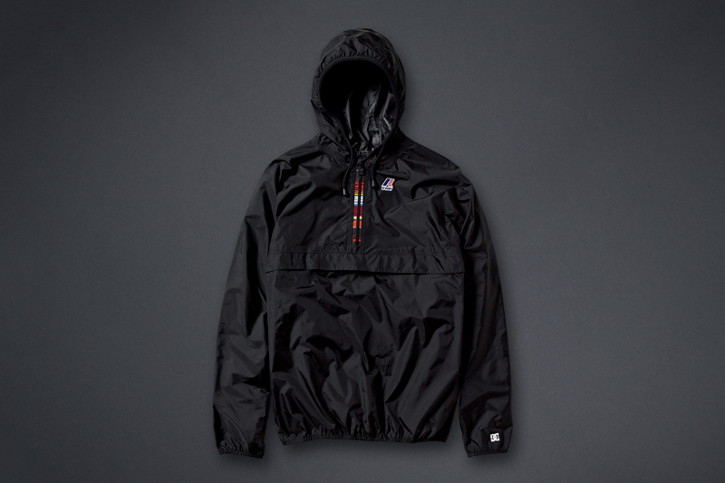 Image of DC x K-Way Jacket