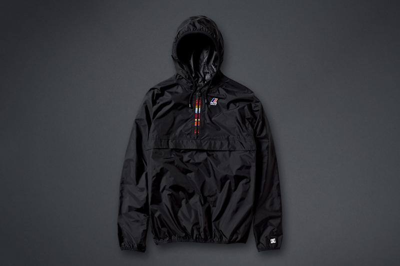 Image of DC x K-Way Jacket
