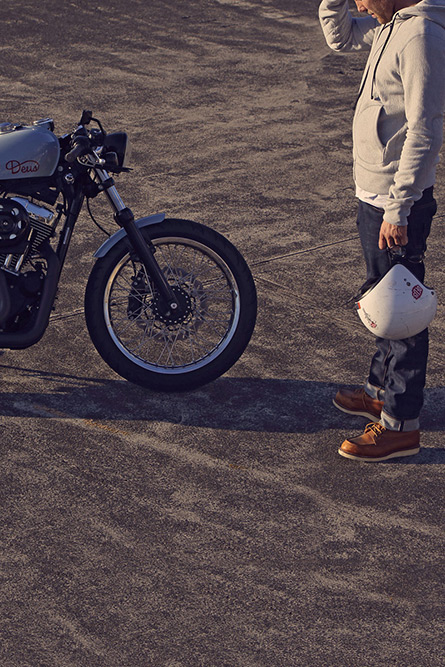 Image of Deus Ex Machina x Reigning Champ Lookbook