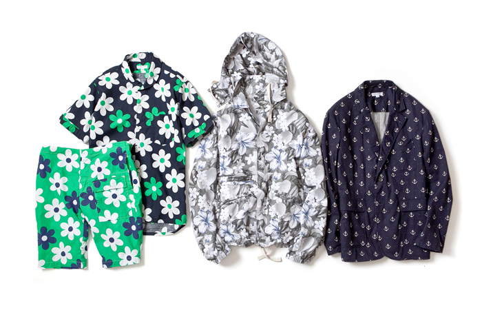 Image of Engineered Garments 2013 Spring Collection Preview