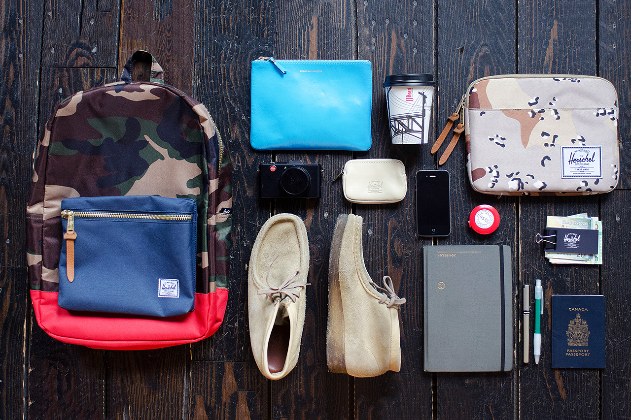 Image of Essentials: Jamie Cormack of Herschel Supply Co.