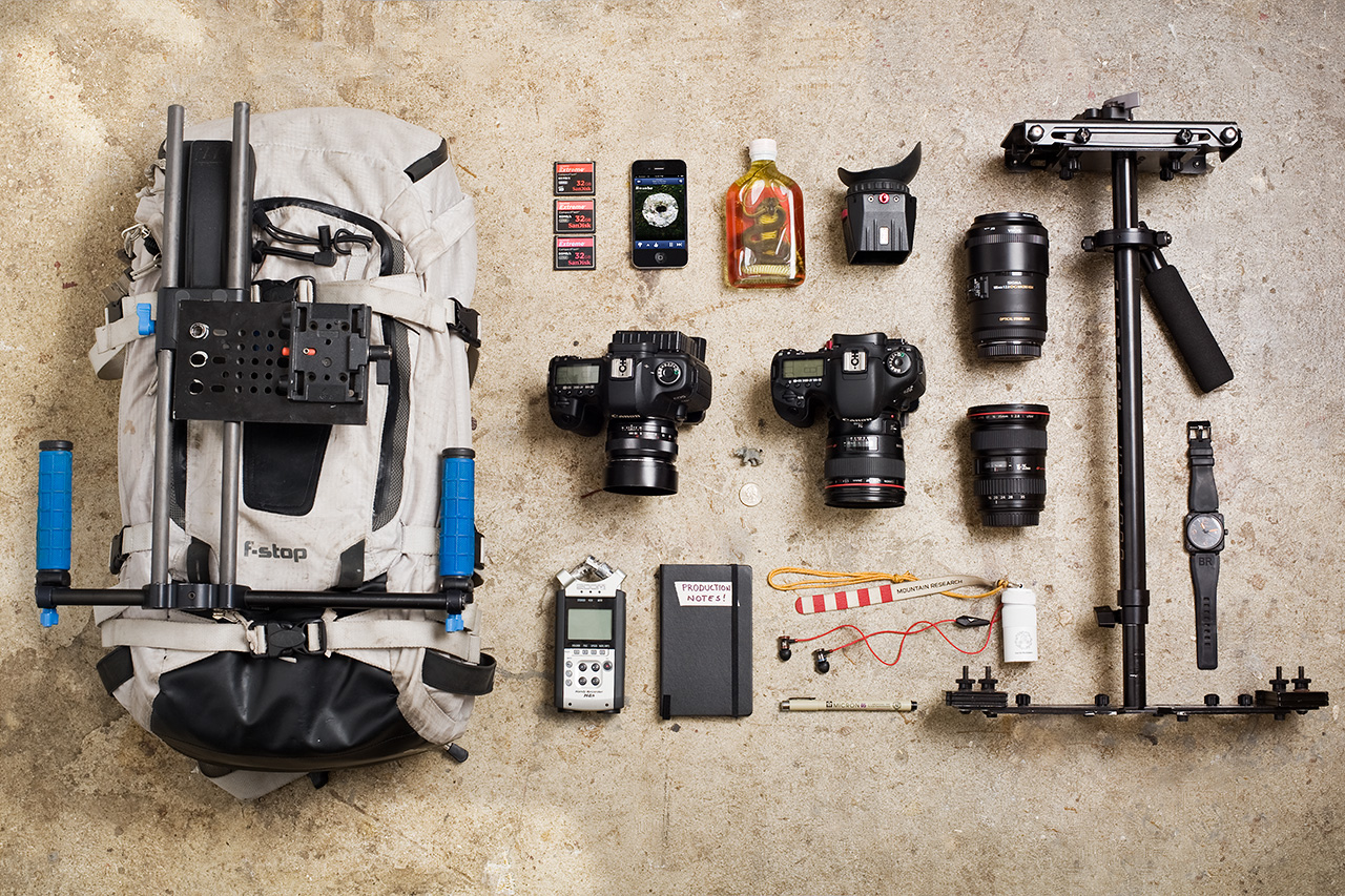 Image of Essentials: Stebs Schinnerer of Paper Fortress Films