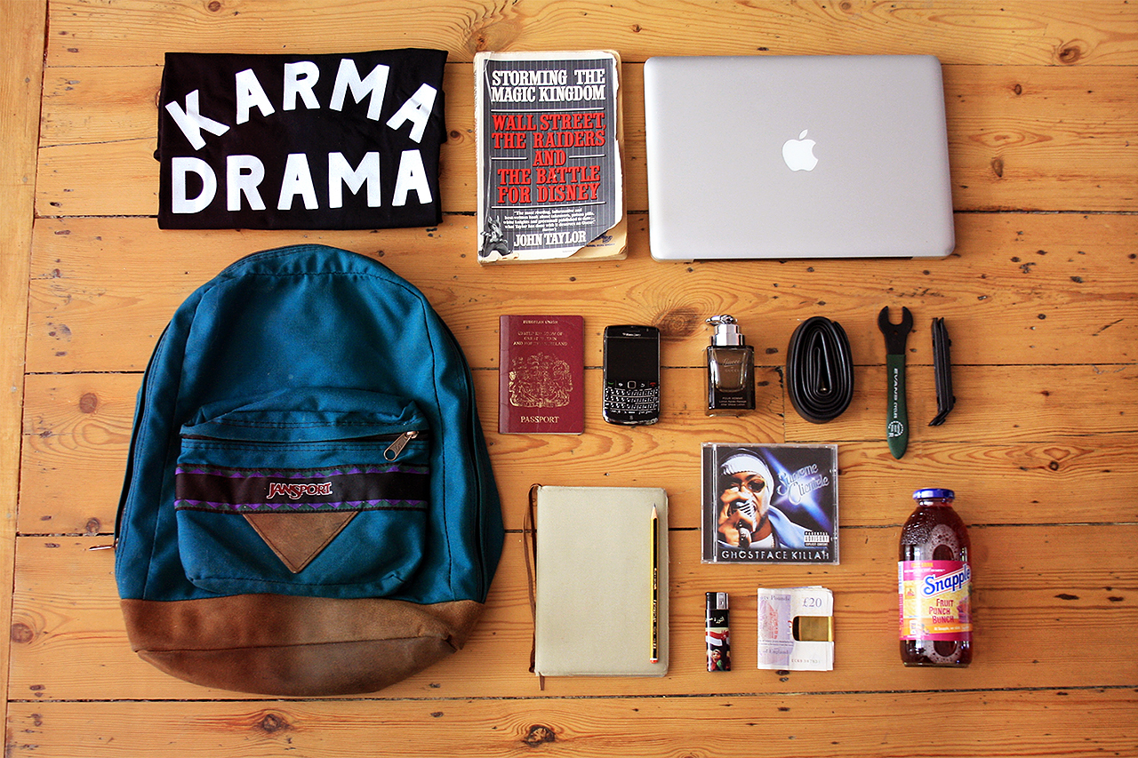 Image of Essentials: Youssef Metwali of Grind London